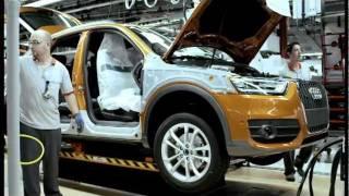 getlinkyoutube.com-► Audi Q3 Production