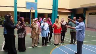 PGSD FIP UMJ Lagu Halo halo Bandung