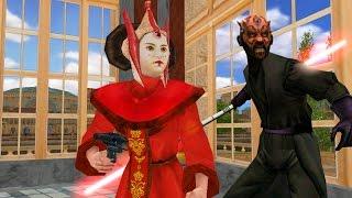 getlinkyoutube.com-Star Wars Battlefront 2 Mods - Naboo: Theed Hangar