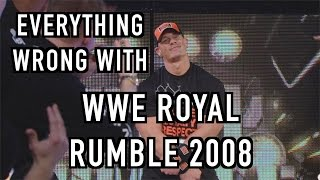 Episode #209: Everything Wrong With WWE Royal Rumble 2008