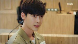 [W] ep.15 Lee Jong-suk faced the death penalty 20160908