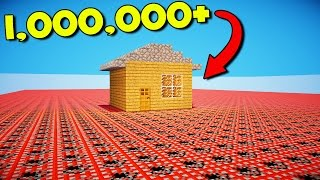 getlinkyoutube.com-HOW MUCH TNT DOES IT TAKE TO EXPLODE THIS HOUSE!?