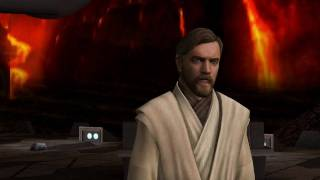 getlinkyoutube.com-Star wars jedi academy - battle of the heroes