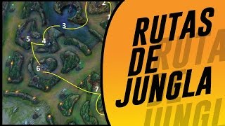 getlinkyoutube.com-RUTAS DE JUNGLA S6 | LEAGUE OF LEGENDS