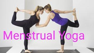getlinkyoutube.com-Yoga for Menstrual disorder  -  ANTAS YOG BY INDU JAIN