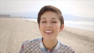 Happy - Pharrell Williams (Cover By Kina Grannis Ft. Fresh Big Mouf)