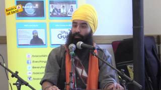 getlinkyoutube.com-Sheikh Farid Ji & Suthra Shah Katha @ Bow Gurdwara