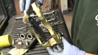getlinkyoutube.com-Ford Powerstroke Superduty Rear Brakes Overhaul