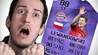 LEWANDOWSKI HERO IN A PACK?! - Spacchettamento Selvaggio Fifa 16