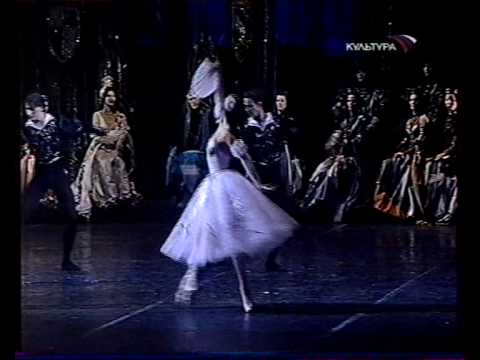 Spanish dance from Swan lake - Maria Alexandrova