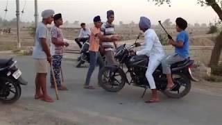 GANGLAND (Att Video) Dekho Te Dasso Kive Laggi Video | Mankirt Aulakh Songs