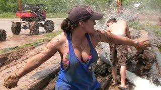 getlinkyoutube.com-Mud Trucks Gone Wild - Louisiana Mud Fest 2015 - Part 1