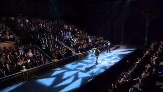 Kanye West and Jay-Z - Niggas in Paris (Victoria Secrets Fashion Show 2011) Live HD width=