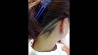 getlinkyoutube.com-hair SHIP TV ツーブロック刈り上げ女子の巻