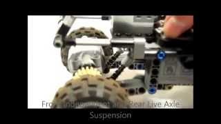 Lego RC Buggy