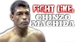 getlinkyoutube.com-How to Fight Like Chinzo Machida: 3 Karate Moves for MMA
