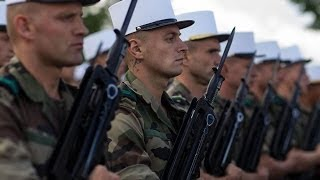 getlinkyoutube.com-Regiments of the French Foreign Legion (documentary)