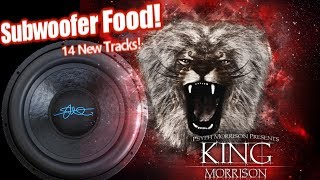 Subwoofer Food! ALL BANGERS! New Psyph Morrison Record 14 Sample Tracks! Try them!