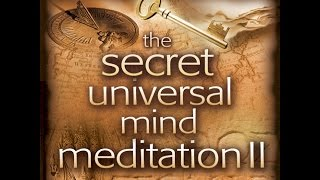 Universal Mind Meditation II | Brain Sync | Guided MP3 / CD | Official Video