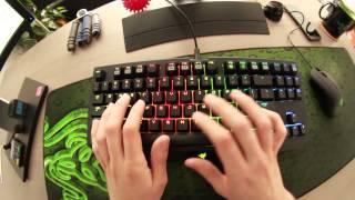 getlinkyoutube.com-The Razer BlackWidow Tournament Edition Chroma