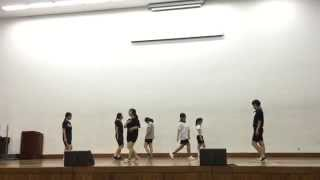 getlinkyoutube.com-[경주여고] 방탄소년단(BTS) - I NEED U (cover dance)