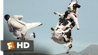 getlinkyoutube.com-Kung Pow: Enter the Fist (4/5) Movie CLIP - Cow Fight (2002) HD