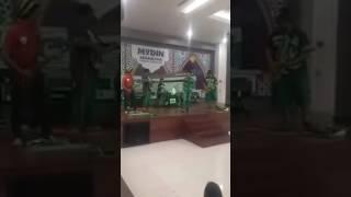 getlinkyoutube.com-Khalis adik Achik Spin - Mengusung Rindu