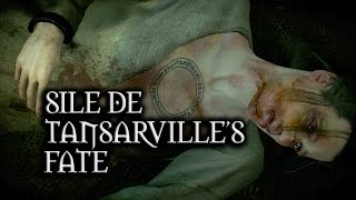 getlinkyoutube.com-The Witcher 3: Wild Hunt - Sile de Tansarville's Fate (both versions)