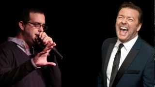 Ricky Gervais on Opie & Anthony 04-13-2012