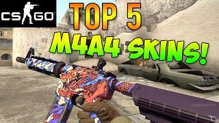 getlinkyoutube.com-CS GO - Top 5 M4A4 Skins!