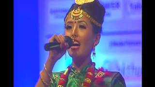 getlinkyoutube.com-Baraha Jewellery Miss Limbu  Saeson-4 Four  ll मिस लिम्बु llOfficial Video-2016ll
