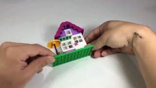 getlinkyoutube.com-Lego Classic 10697 Casinha