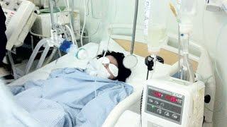 """getlinkyoutube.com-اصابة أحمد حلمى بالمرض الخبيث  """"السرطان"""" وحقيقة الخطر الان"""