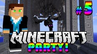 getlinkyoutube.com-TE SUCHARY BOBIXA | Minecraft Party! #5 | Vertez & BoBiX