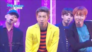 【TVPP】BTS   Am I Wrong, 방탄소년단 – Am I Wrong @Show Music Core