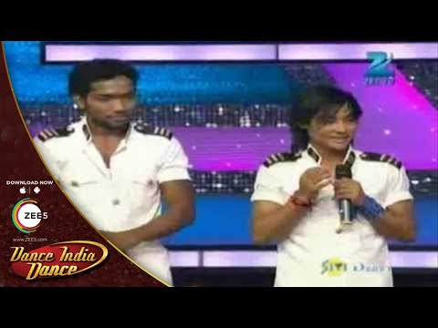 Dance India Dance Season 3 Jan. 14 '12 - Pradeep & Chotu Lohar