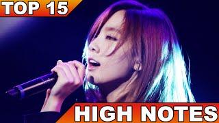 getlinkyoutube.com-[TOP 15] BEST K-POP HIGH NOTES & LIVE PERFORMANCES (FEMALE VERSION)
