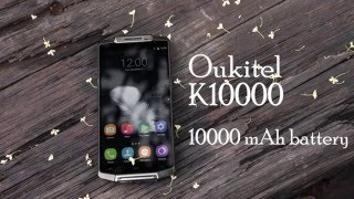 getlinkyoutube.com-Oukitel K10000