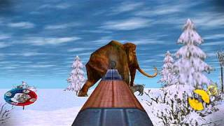 getlinkyoutube.com-Carnivores: Ice Age PlayStation Minis trailer