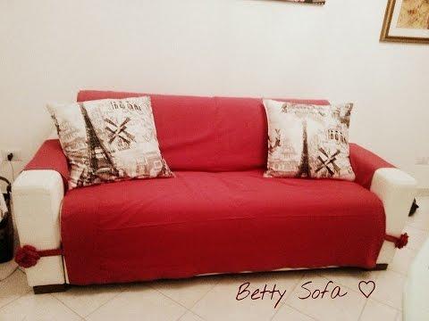Come realizzare un copri divano su misura fai da te mania - Rivestire un divano fai da te ...