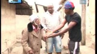 Orijino Komedi na mkwala wa babu.