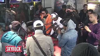 Psy4 de la Rime - Live Skyrock ft. l'Algérino, Sultan & Black M