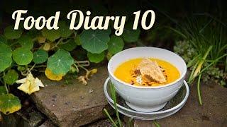 getlinkyoutube.com-Herbst | #FOOD DIARY, Oktober | VEGAN KOCHEN