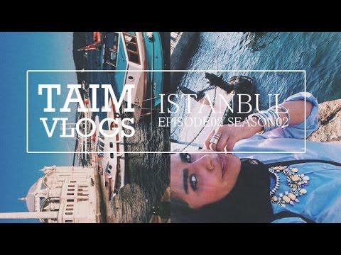 #TAIMVLOGS S02E01 |  صيف تيم في اسطنبول