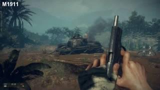 getlinkyoutube.com-Battlefield Bad Company 2: Vietnam - All Weapons Gameplay [ PC ]