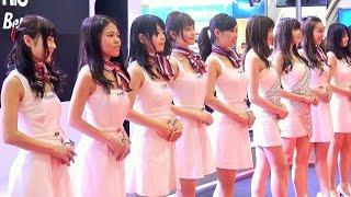 getlinkyoutube.com-東京モーターショー2015 美女コンパニオン特集① TOKYO MOTOR SHOW 2015