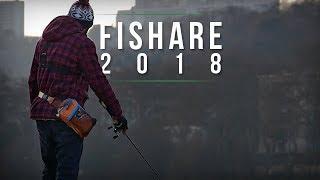 FISHARE 2018 - Nouvelles aventures de pêche