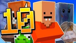getlinkyoutube.com-10 Weirdest Resource Packs in Minecraft