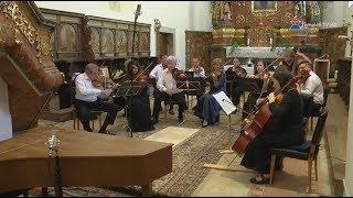 Rolla János volt a vendége a  Lavotta János Kamarazenekar jubileumi koncertjének