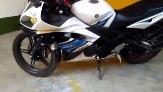 getlinkyoutube.com-Yamaha R15s  Review l Hack The Wheels